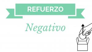 refuerzo-negativo-psicologo-barcelona