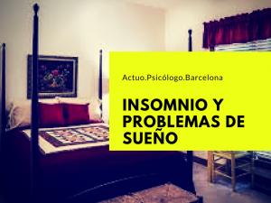 insomnio-problemas-de-sueño-psicólogo-barcelona