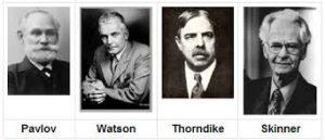 Autores Conductistas